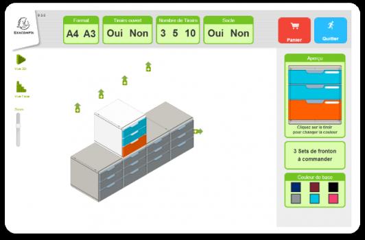 Une application web de conception 3D par 8 pix développeur d'applications mobiles